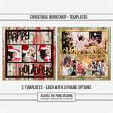 Christmas Workshop - Templates