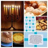 Happy Hanukkah Pre-designed Book And Card Kit Bundle