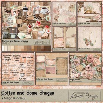 Coffee And Shugaa Mega Bundle- Exclusive Items