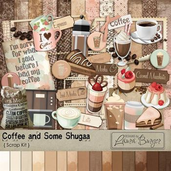 Coffee And Some Shugaa Kit