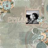 Sweet Memories Grunge Papers
