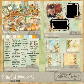 Thankful Moments Bundle