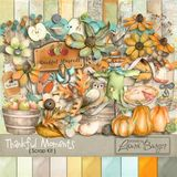 Thankful Moments Scrap Kit