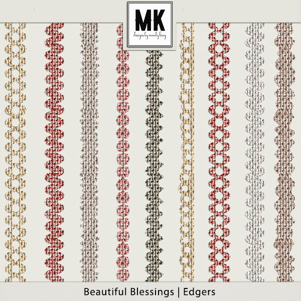 Beautiful Blessings - Edgers