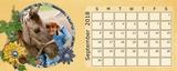 2018 Family Circle Desk Calendar