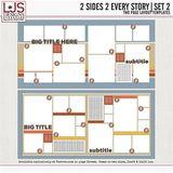 2 Sides 2 Every Story - Set 2