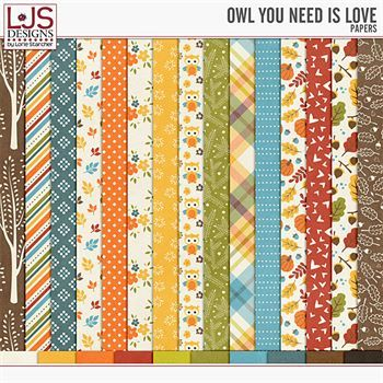 Owl You Need Is Love - Papers