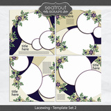 Lacewing Template Set 2