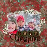 Christmas Workshop - Photo Masks Set 1