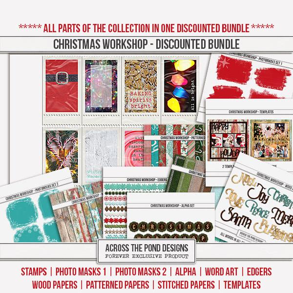 Christmas Workshop - Discounted Bundle