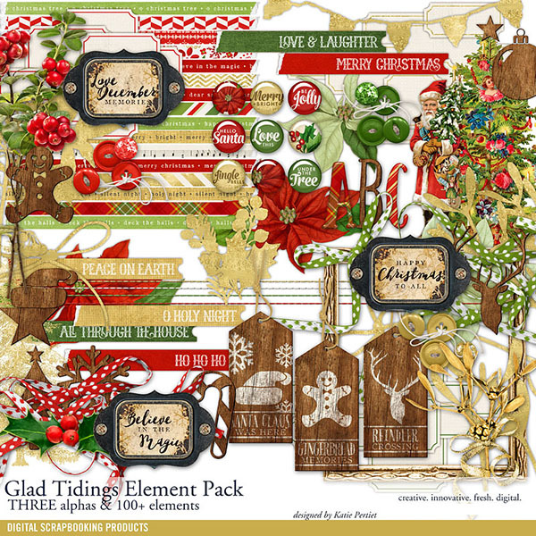 Glad Tidings Element Pack