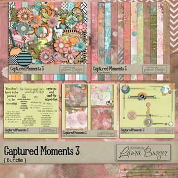 Captured Moments 3 Bundle