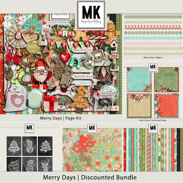 Merry Days - Discounted Bundle