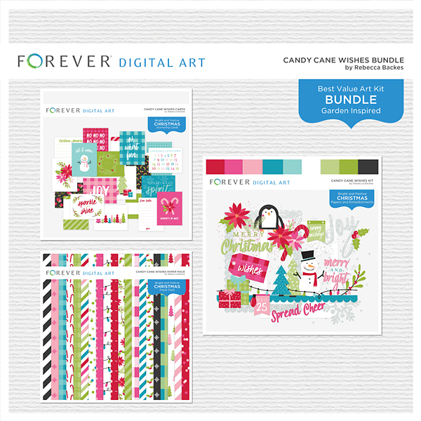 Candy Cane Wishes Bundle