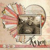 Blessings For Karen Blueprint
