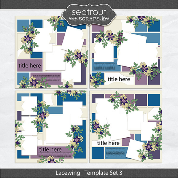Lacewing Template Set 3