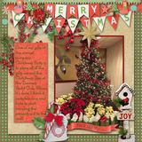 Merry Days - Decorated Papers