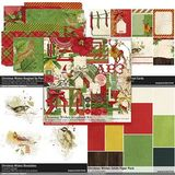 Christmas Wishes Scrapbooking Collection