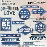 Discover Scrap.words