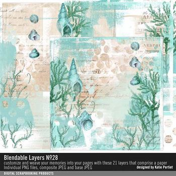 Blendable Layers No. 28