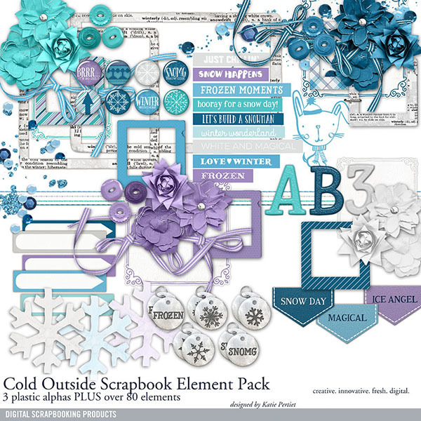Cold Outside Element Pack