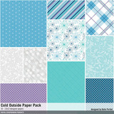 Cold Outside Paper Pack