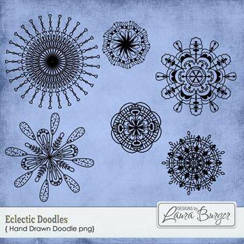 Eclectic Doodles