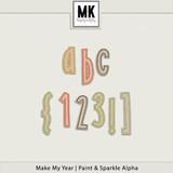 Make My Year - Alpha