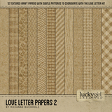 Love Letter Papers 2
