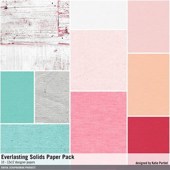 Everlasting Solids Paper Pack