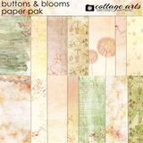 Buttons & Blooms Paper Pak