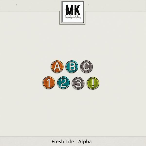 Fresh Life - Alpha