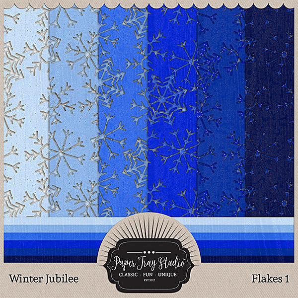 Winter Jubilee - Flakes 1