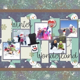 Wintering Templates Bundle