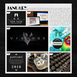 Yearbook Essentials 2018 Card Kit Bundle 2