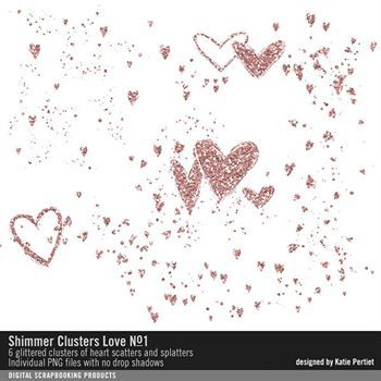 Shimmer Clusters Love No. 01