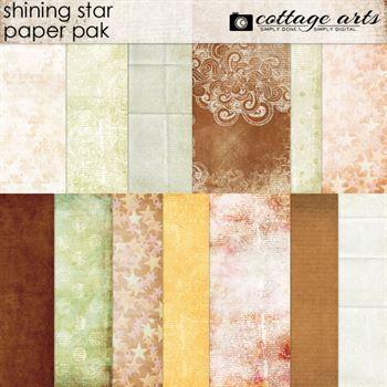 Shining Star Paper Pak