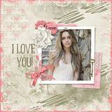 All Of Me Loves All Of You Scrap Kit