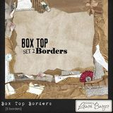 Box Top Borders Set 2
