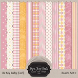 Be My Baby Girl - Basics Set 1