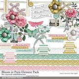 Bloom In Paris Element Pack