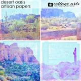 Desert Oasis Artisan Papers