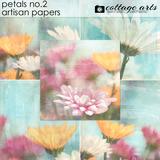 Petals 2 Artisan Papers