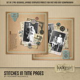 Stitches In Time Pages