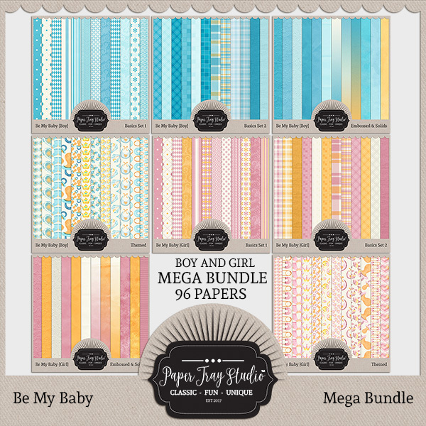 Be My Baby - Mega Collection