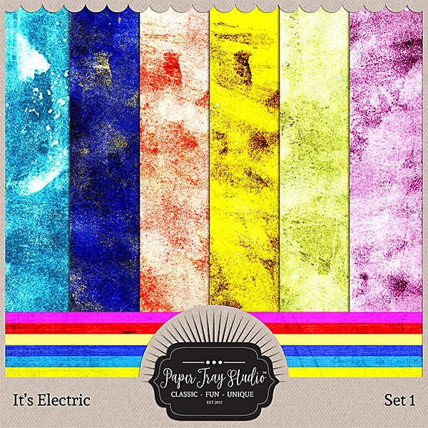 It's Electric! - Set 1