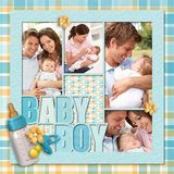 Be My Baby Boy 1-4