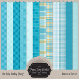 Be My Baby - Boy - Bundle