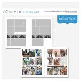 Forever Design Maps 23 8.5x11 Portrait