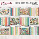Photo Focus 2017 - Kit Bundle Part 1 (Jan-Jun)